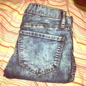 Vanillastar jeans